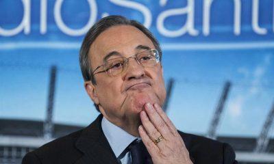 Florentino Pérez A ce moment-là, personne ne voulait hériter du PSG