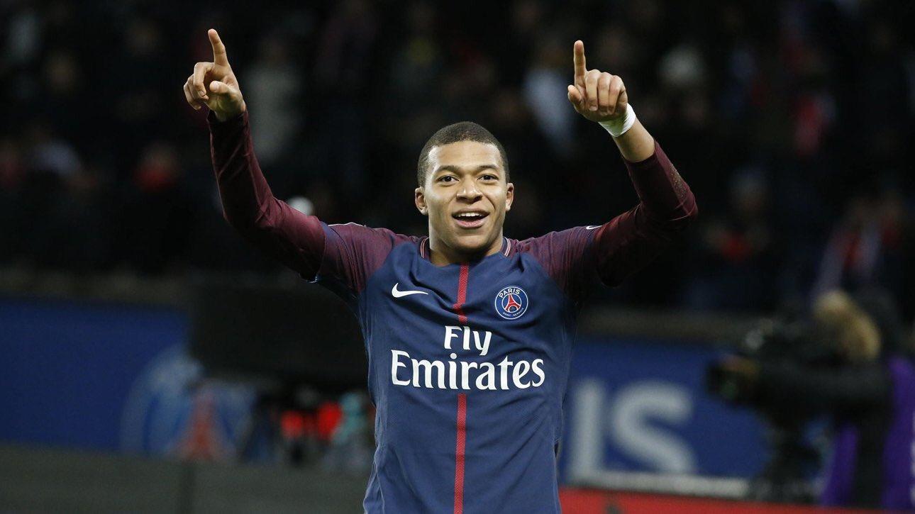 Kylian Mbappé est le joueur de moins de 20 ans de le plus décisif en Europe depuis la saison dernière