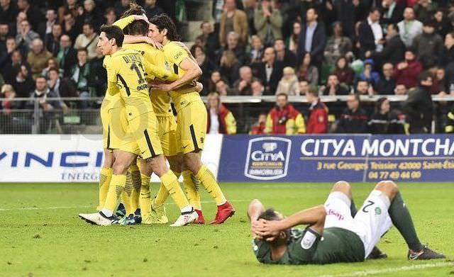 Le PSG est l'équipe qui provoque le plus de contre-son-camp dans les 5 grands championnats européens