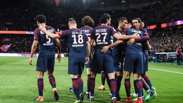 Ligue 1 - 4 joueurs du PSG dans le onze-type de la 33e journée de L'Equipe
