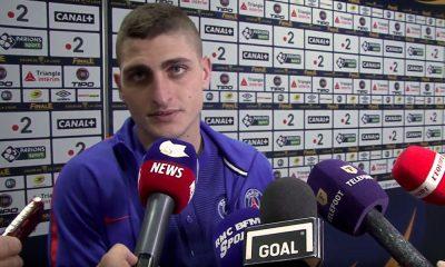 """Verratti """"La Ligue des Champions ne se gagne pas comme ça """""""