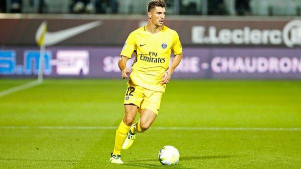 Mercato - La Juventus Turin a contacté le PSG pour Meunier et a de l'espoir, selon Rai Sport