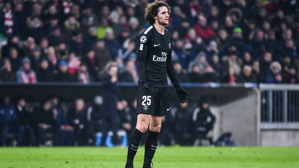 Mercato - La Juventus Turin pourrait prochainement activer son plan B Adrien Rabiot