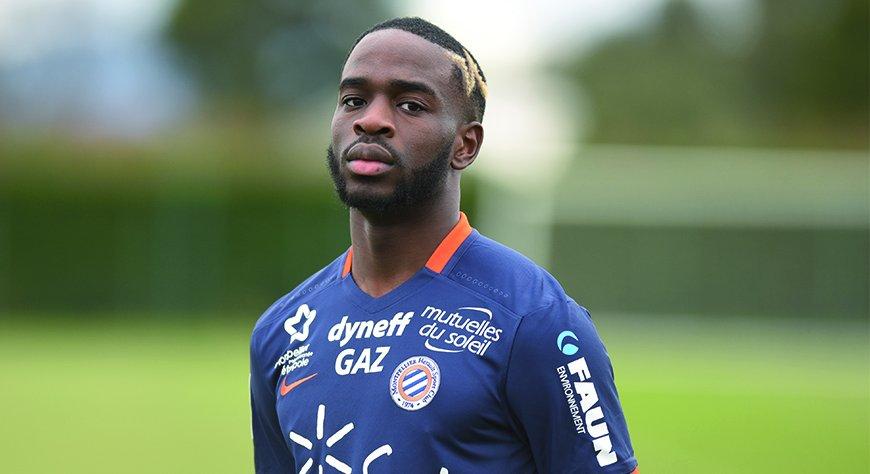 Mercato - Montpellier voudrait garder Jonathan Ikoné