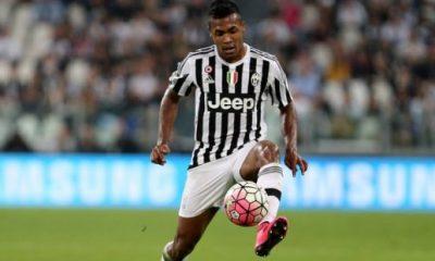 Mercato - Rai Sport aussi affirme qu'Alex Sandro est considéré comme vendable par la Juventus