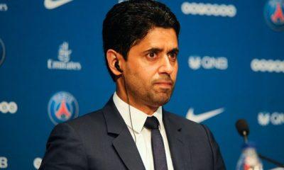 """Nasser Al-Khelaïfi """"Fiers de nos couleurs...on espère terminer avec cette Coupe de France"""""""