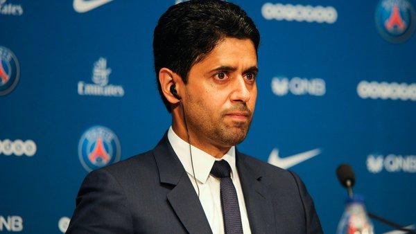 Nasser Al-Khelaïfi Fiers de nos couleurs...on espère terminer avec cette Coupe de France