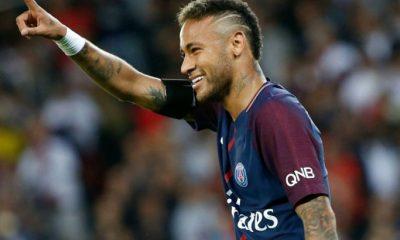 Neymar Félicitations à tous, je suis très heureux pour vous ! Allez Paris