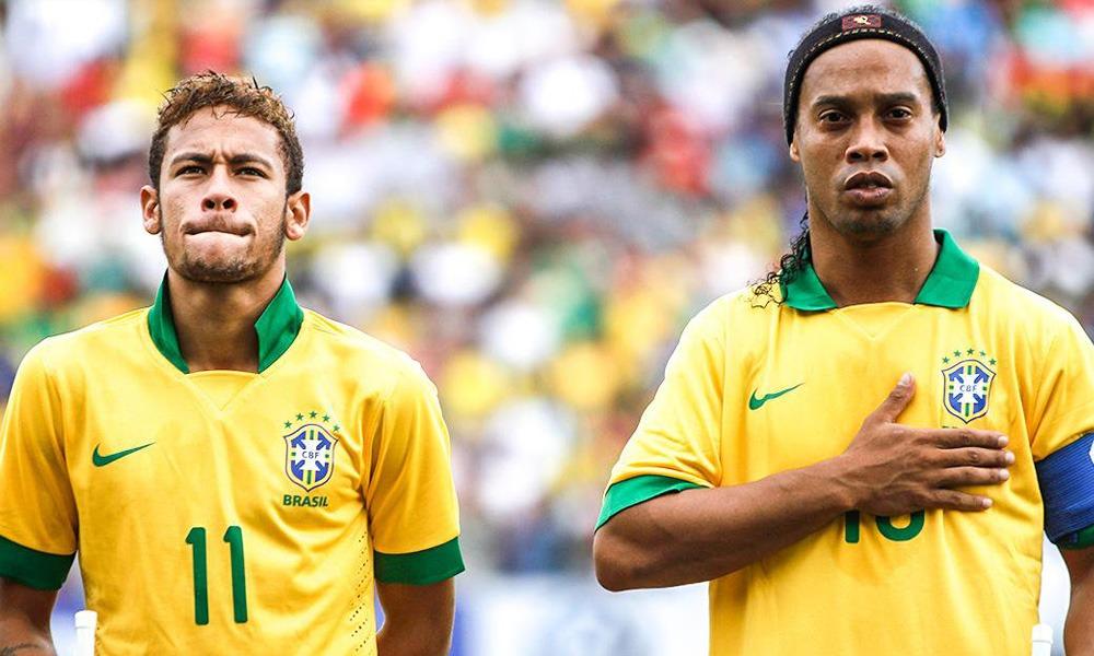 Neymar + Ronaldinho
