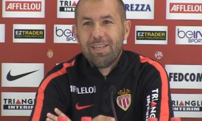 PSGAS Monaco - Jardim Notre ambition n'est pas de participer à la fête...c'est de bien jouer et gagner