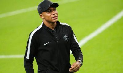 PSG/AS Monaco - Verratti et Mbappé absents de l'entraînement ce vendredi