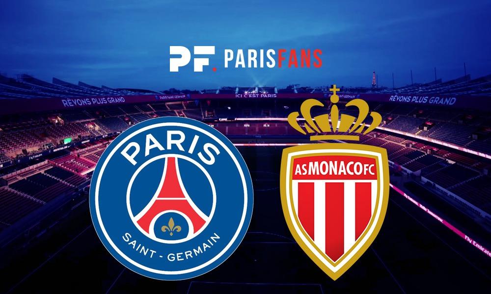 PSG/AS Monaco - Les équipes officielles : Mbappé sur le banc, Pastore et Draxler titulaires
