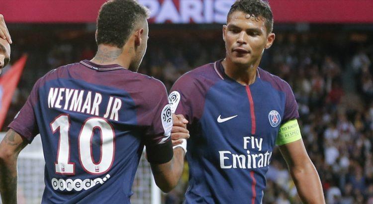 Thiago Silva Au bout de mon contrat au PSG Bien sûr...Ce projet c'est avec Neymar