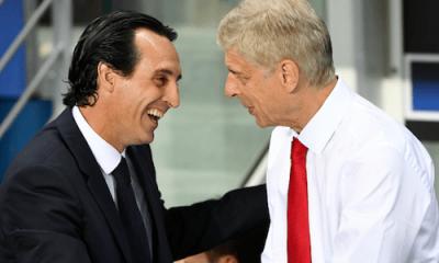 Unai Emery rend hommage à Arsène Wenger, qui a annoncé son départ d'Arsenal