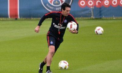 PSG/Guingamp - Suivez le début de l'entraînement des Parisiens à 11h !