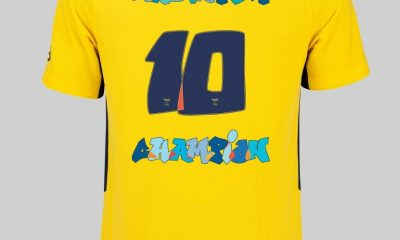 Le PSG lance un flocage particulier pour ses maillots
