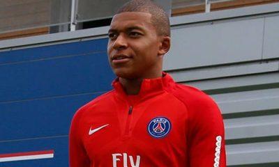 PSG/AS Monaco - Mbappé s'est entraîné normalement ce samedi, Verratti toujours absent