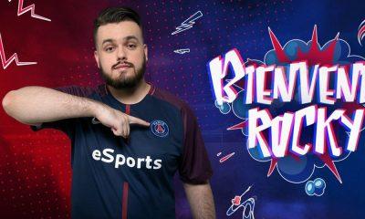 rocky PSG eSport