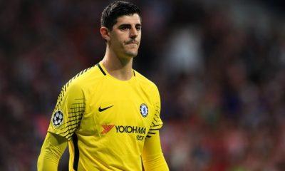 Mercato - Courtois veut terminer son contrat à Chelsea, puis signer au Real Madrid, selon Onda Cero