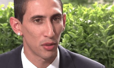 Angel Di Maria interview
