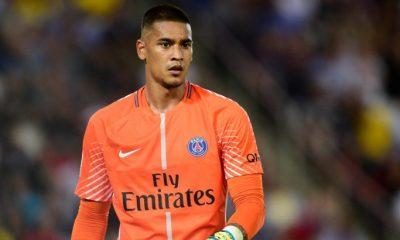 CaenPSG - Les notes des Parisiens dans la presse Areola homme du match et Pastore catastrophique