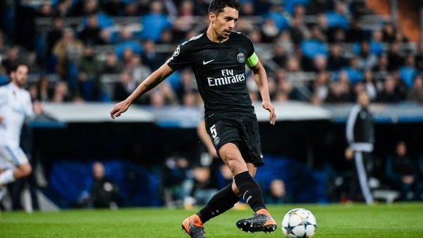 CaenPSG - Marquinhos jouer avec Paris va nous manquer...Je tiens à remercier les supporters