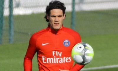 CaenPSG - Neymar absent de l'entraînement mercredi, Cavani à part, Mbappé ménagé et Verratti a courru