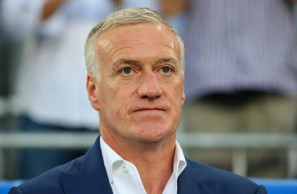 Didier Deschamps Rabiot n'a qu'à regarder de près les 3 matchs qu'il a faits avec l'Equipe de France