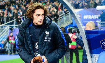 Didier Deschamps explique le fait que Rabiot ne soit pas dans les 23 de l'Equipe de France pour la Coupe du Monde