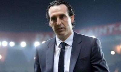 Emery Je voulais gagner...Il s'est passé des choses très positives au PSG