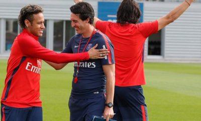Emery Neymar nous disait qu'il était fatigué des mensonges...Je pense qu'il va rester au PSG