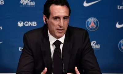 Amiens/PSG - Unai Emery en conférence de presse ce jeudi à 13h30