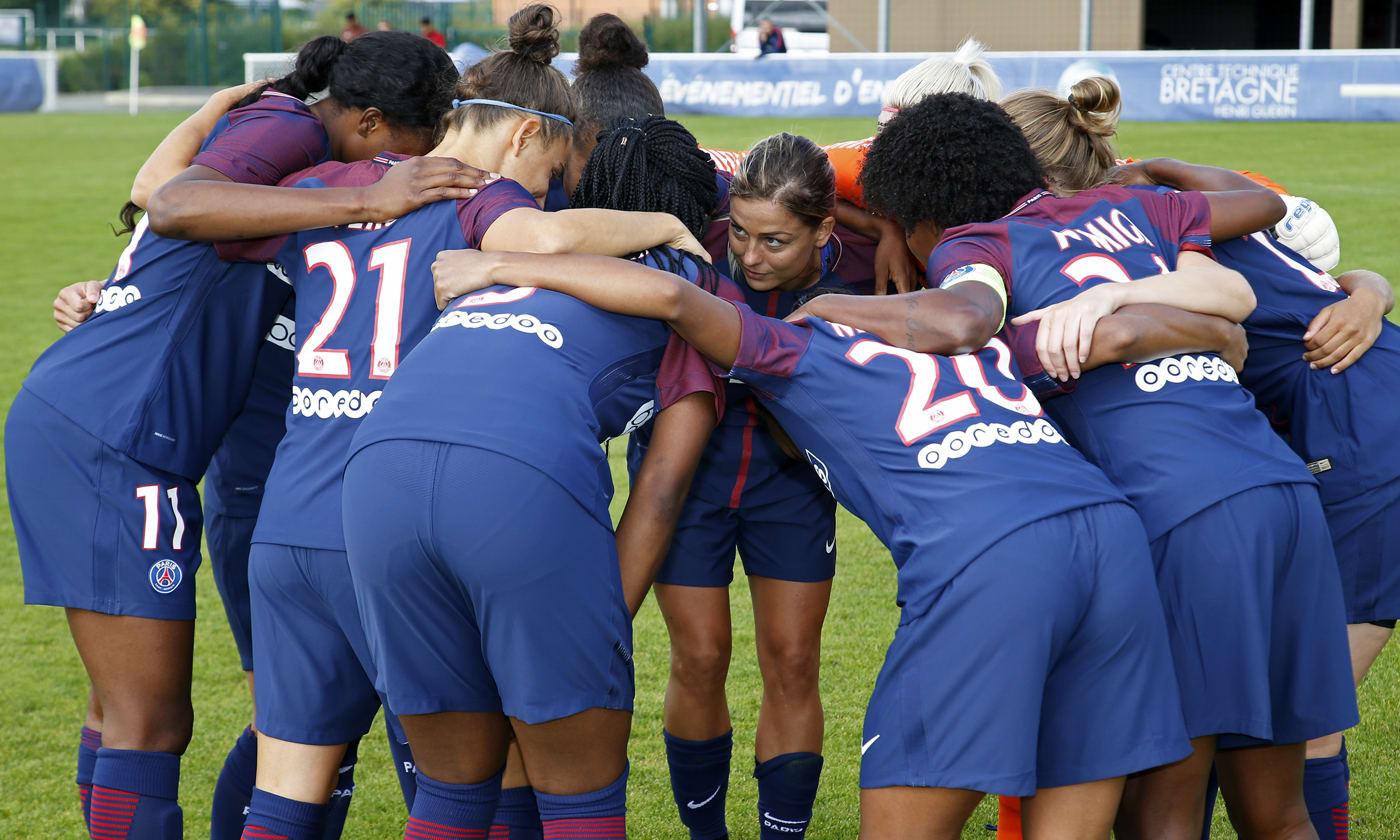 Féminines - Le PSG s'impose à Soyaux et se qualifie pour la Ligue des Champions !