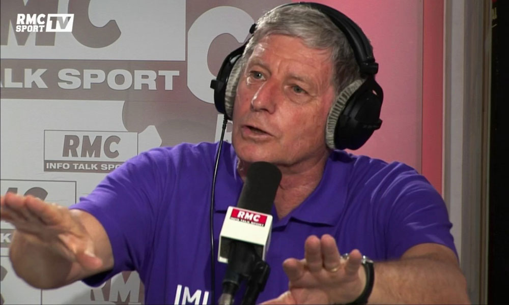 Jean-Michel Larqué RMC