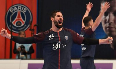 Karabatic PSG Handball