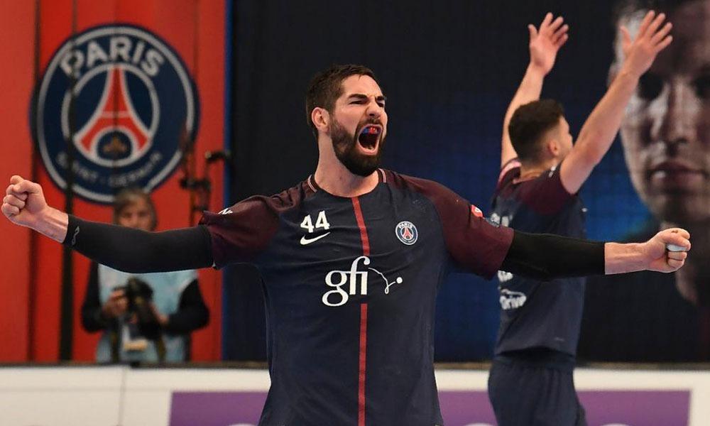 EHF - Lle PSG Handball dans le groupe B avec le FC Nantes