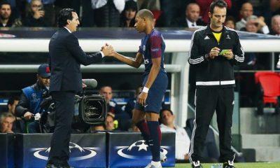 Kylian Mbappé Si l'on pense qu'en changeant d'entraîneur on va résoudre tous les problèmes…Il fallait trouver un bouc émissaire