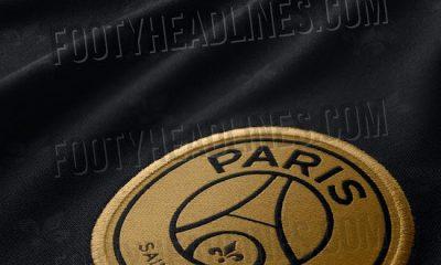 La tenue d'échauffement à l'extérieur du PSG pour la saison 2018-2019 dévoilée par Footy Headlines