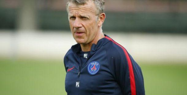 Le FC Niort annonce l'arrivée de Patrice Lair, qui va donc quitter le PSG