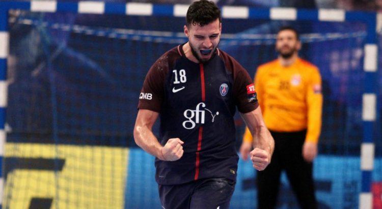 Le PSG s'impose face à Vardar et accroche la troisième place du Final Four 2018