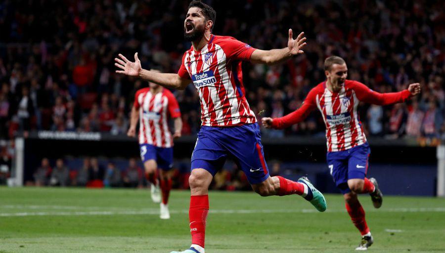 Le PSG et des proches se réjouissent de la faite de l'OM contre l'Atlético Madrid
