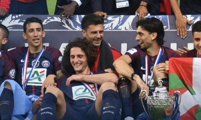 Les joueurs du PSG ont eu la consigne d'être discrets sur les réseaux sociaux pour leur fête du titre par respect, selon Le Parisien