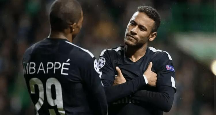 Mbappé raconte une conversation amusante avec Neymar avant d'affronter Monaco à Louis II