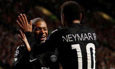 Kylian Mbappé + Neymar