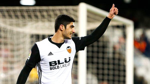 Mercato - Guedes, un accord entre le PSG est Valence à 50 millions d'euros est possible, selon L'Equipe