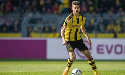 Mercato - Julian Weigl affirme sa volonté de s'imposer au Borussia Dortmund