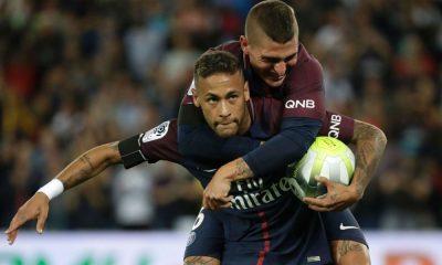 """Verratti """"Neymar est l'un des joueurs les plus forts du monde"""""""
