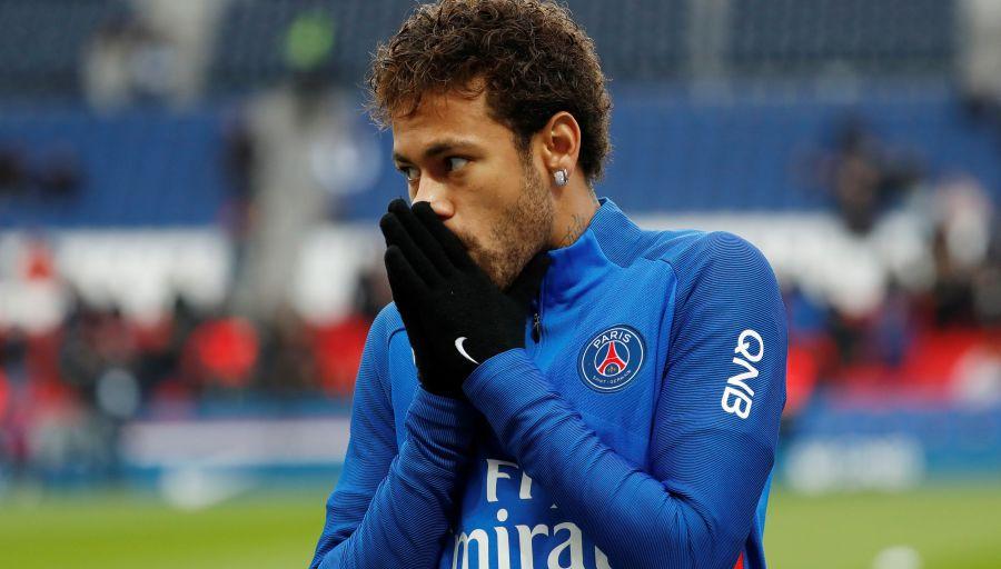 Neymar de retour à l'entraînement avec le groupe du PSG !
