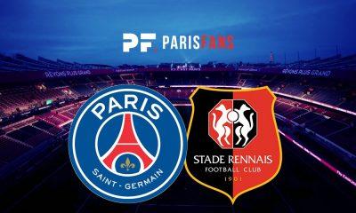 PSGRennes - L'avant-match à suivre en direct à partir de 20h !