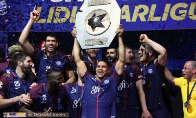Le PSG Handball champion de France !